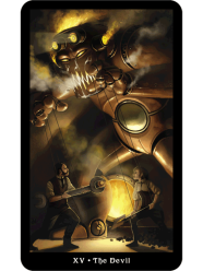 steampunk-tarot-devil