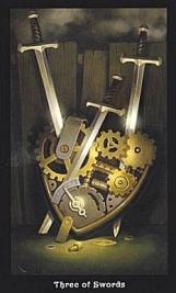 steampunk-tarot-three-swords