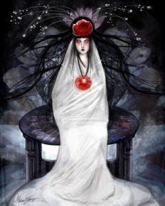 The High Priestess – Relationships, Love & Sex Associations