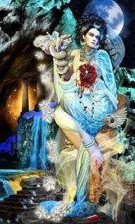 High Priestess TAROT APOKALYPSIS