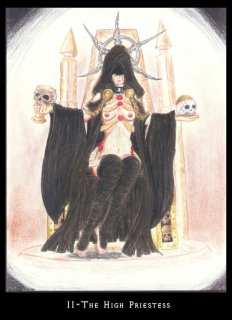 dark tarot by whitefenrril- deviant art