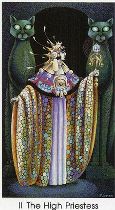 tarot-of-the-cat-people-high-priestess