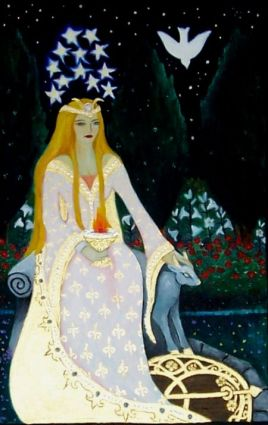 Empress--arlene-marie-hebert-painted-by-alynne-de-winter