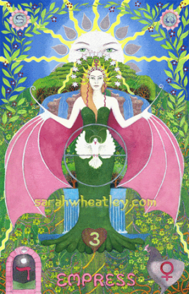 asherah-tarot-sarah-wheatley-empress