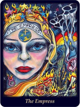 bonfire-tarot-empress