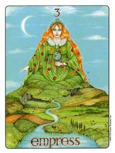 gill-tarot-empress