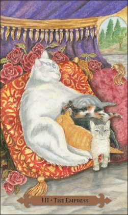 mystical-cats-tarot-empress