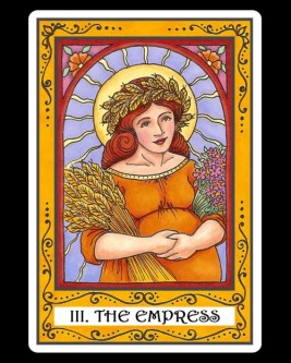 incidental-tarot-empress