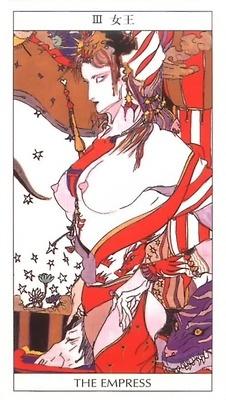yoshitaka-amana-tarot-empress