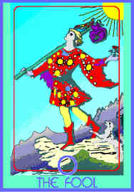 fool-colman-smith-tarot