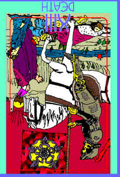 death-reversed-colman-smith-tarot