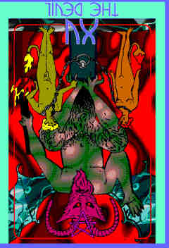 devil-reversed-colman-smith-tarot