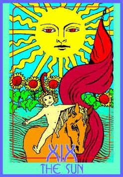 sun-colman-smith-tarot
