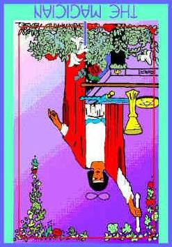 magician-colman-smith-tarot