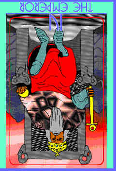 The Emperor (IV) Reversed – Truly Teach Me Tarot