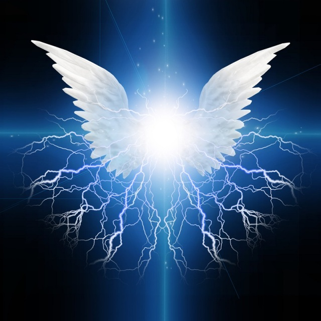 archangel-michael-blue-flame-image-source-Bruce Rolff/Shutterstock.com