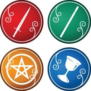 tarot-symbols-image_source_riedja/shutterstock.com